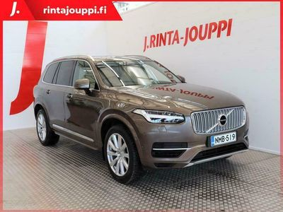käytetty Volvo XC90 T8 Twin Engine AWD Inscription aut 7-paikkainen Plug-In Hybrid