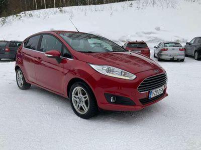 käytetty Ford Fiesta 1,0 EcoBoost 100hv Start/Stop M5 Titanium 5-ovinen 1