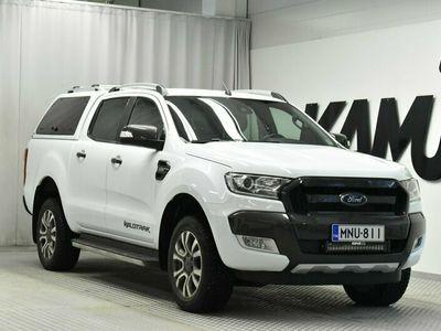 käytetty Ford Ranger / Alv / Neliveto / Vetokoukku / Wildtrak 3,2