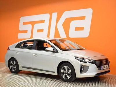 käytetty Hyundai Ioniq hybrid DCT Comfort ** 1-Omistaja / Adapt. cruise / Kaistavahti / Kamera / Navi **