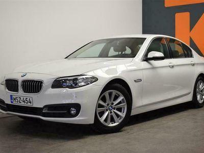 käytetty BMW 518 518 F10 Sedan d A Business Exclusive # Ratinlämmitin # Sporttipenkit # Facelift # Huippukuntoinen