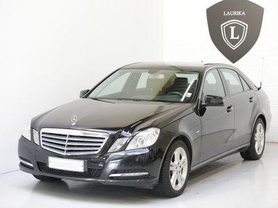 käytetty Mercedes E200 NGT BE A