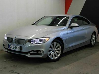 käytetty BMW 428 428 F32 Coupe i TwinPower Turbo A xDrive A * 1- Omistajalta* Webasto, Head-up, HiFi *BPS Takuu*