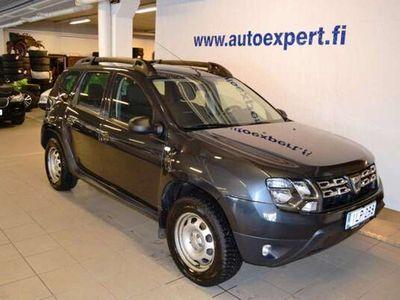 käytetty Dacia Duster dCi 110 4x4 Laureate. Cruise!! Korkotarjous 1.5% !!