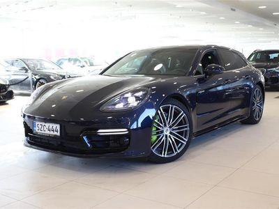 käytetty Porsche Panamera 4 E-Hybrid Sport Turismo SportDesign Paketti, Matrix, Panorama, 4-pyöräohjaus, Sport pakoputkisto