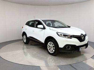 käytetty Renault Kadjar Energy dCi 110 EDC Zen Navi + Parkkitutkat + Vetokoukku++