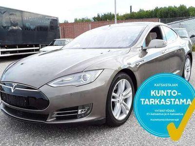käytetty Tesla Model S KOTIINTOIMITUS85D Next Gen, Summon, Autopilotti 1 Aut. Tarkastettuna, Rahoituksella, Kotiin toimitet