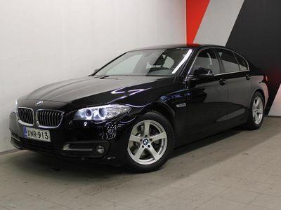 käytetty BMW 518 518 F10 Sedan d A Business Exclusive Pro Edition BPS-Takuu 24kk/ 40thk.