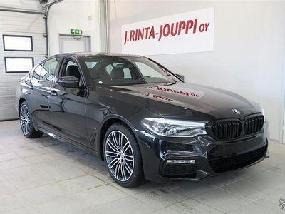käytetty BMW 530 530 G30 Sedan e iPerformance M Sport *Vaihtoehto uudelle, Hud, Led, Navi Prof., 360 kamerat*