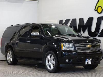 käytetty Chevrolet Suburban 5.3 V8 4x4 / Sis. ALV / Pakettiauto / 6 Paikkainen / Vetomassa 3.5t /