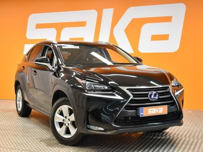 käytetty Lexus NX300h Hybrid A AWD Executive ** Navigointi / Peruutuskamera / Lohkolämmitin+sisäpistoke **
