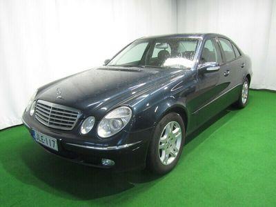 käytetty Mercedes E240 Elegance 4d A