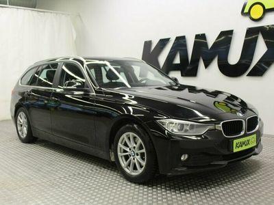 käytetty BMW 320 d TwinPower Turbo A F31 Touring / SPORT-ISTUIMET / NAVI / VETOKOUKKU / XENON / TULOSSA!
