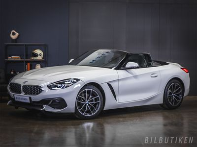 käytetty BMW Z4 G29 sDrive 20i Sportline Aut TwinPower Turbo