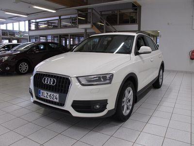 käytetty Audi Q3 2,0 TDI quattro Stronic 130 kW Start-Stop Business