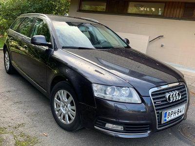 käytetty Audi A6 Avant 2,7 TDI V614 AUT. 4WD 140KW