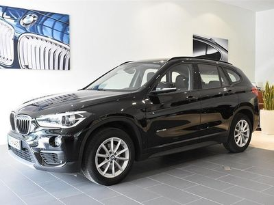 käytetty BMW X1 F48 sDrive18i A Business (MY17)