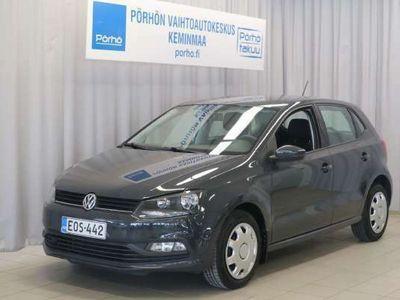 käytetty VW Polo BlueGT 1,4 TSI 110 kW (150 hv) ACT 4-ovinen