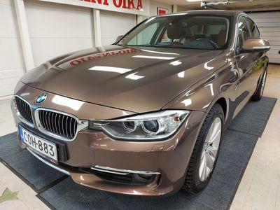käytetty BMW 328 ixDRIVE TwinPower Turbo Business Luxury 245hv! Takuu1v./20tkm! Huoltokirja, Nahkaverhoilu, Xenonit, Vetokoukku y...