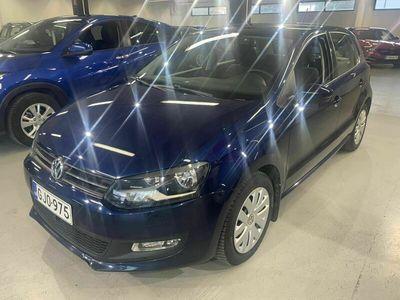 käytetty VW Polo Comfortline 1,6 TDI 66 kW (90 hv) BlueMotion Technology 4-ovinen