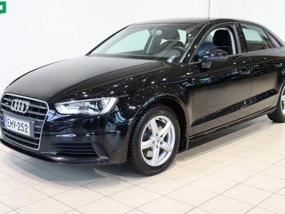 käytetty Audi A3 Sedan 1.8 TFSI 132kW Business quattro S tronic Autom. - Korkotarjous 1,95+kulut - Lämpöpaketti / Xenon / Bluetooth