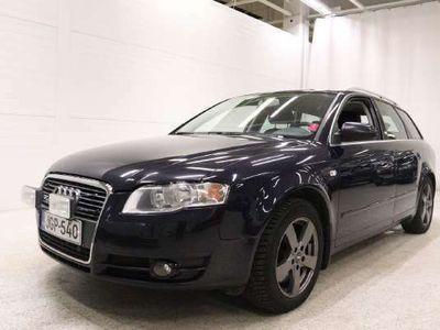 käytetty Audi A4 Avant 2,0 T FSI 147 kW quattro tiptronic-aut. Pro Business - Vetokoukku, lohkolämmitin, automaatti-ilmastointi!