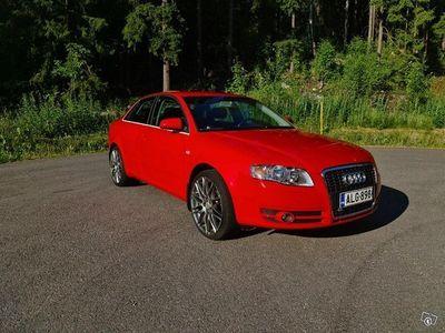 käytetty Audi A4 1.8T Multitronic