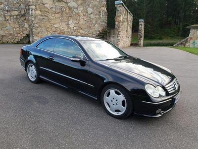 käytetty Mercedes CLK320 AMG