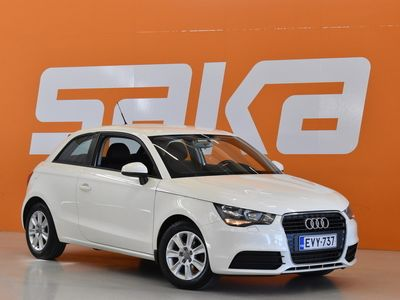 käytetty Audi A1 Compact Coupé Attraction 1,6 TDI (DPF) S tronic