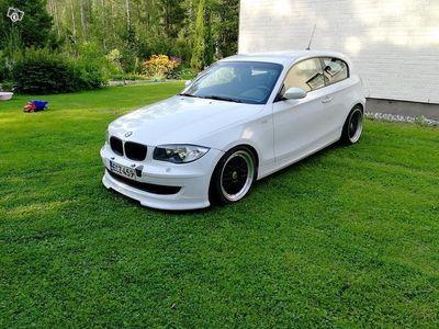 käytetty BMW 116 e81 d