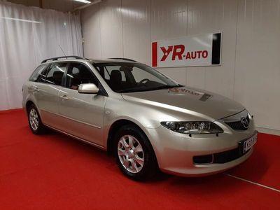 käytetty Mazda 6 STW 2.0i Elegance