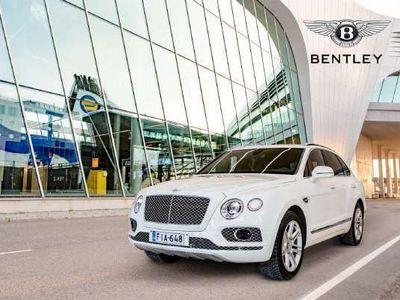 käytetty Bentley Bentayga Luksus-Hybridi viralliselta