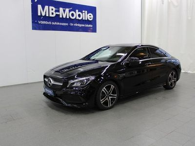 käytetty Mercedes CLA180 d Aut AMG Line / panorama / navi / kamera