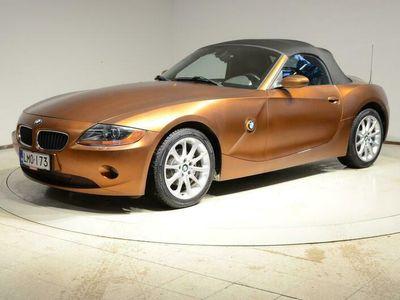 käytetty BMW Z4 2,2i - Vakionopeudensäädin / Automaatti-ilmastointi