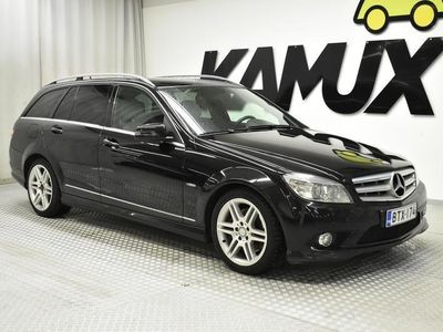 käytetty Mercedes C250 CDI BE T 4Matic A Premium Business AMG