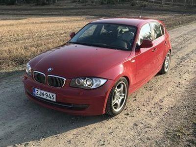 käytetty BMW 118 Automaattivaihteisto