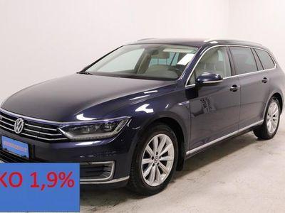 käytetty VW Passat 1.4 PLUG-IN-HYBRID GTE EXECUTIVE Kattavasti varusteltu Korko 1,9%