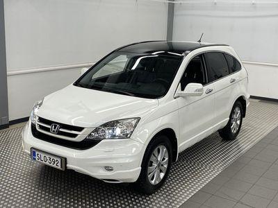 käytetty Honda CR-V 2,2 i-DTEC Executive AT 4WD Business #Xenon #Nahat #Lasikatto #HIENO!