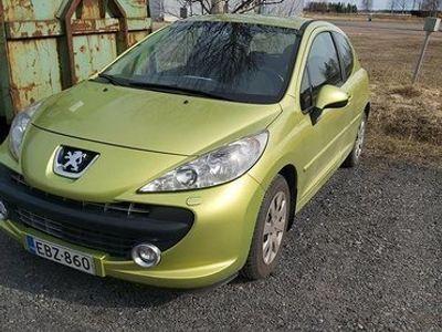 käytetty Peugeot 207 1.6 -09