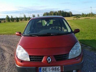 käytetty Renault Scénic 2.0