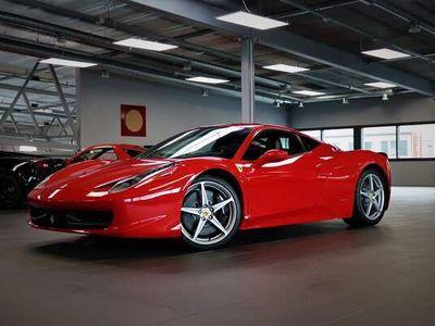 käytetty Ferrari 458 Italia, Super