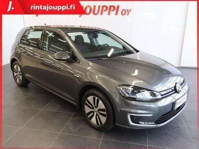 käytetty VW Golf e-Golf 100 kW (136 hv) automaatti #DIGIMITTARISTO #ADAPT.CRUISE #LED #NAVI