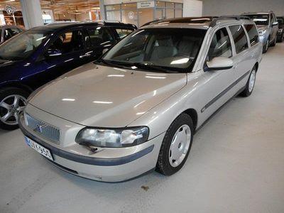käytetty Volvo V70 2.4D5 Sportswagon A
