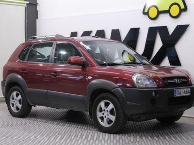 käytetty Hyundai Tucson 2,0 CVVT GLS A/C / Vetokoukku / Ilmastointi / Lohko+sisäpistoke /