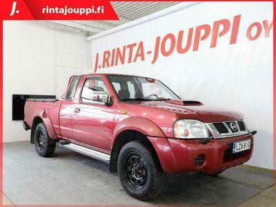 käytetty Nissan King NP300 Pick UpCab 2,5D 4x4 5M/T Comfort Plus - Vetokoukku - Ilmastointi - *** J. kotiintoimitus