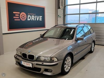 käytetty BMW 525 M-SPORT