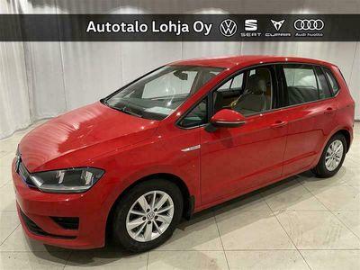 käytetty VW Golf Sportsvan Comfortline 1,6 TDI 81 kW (110 hv) BLUEMOTION, Pieni kulutus ja korkea ajoasento!