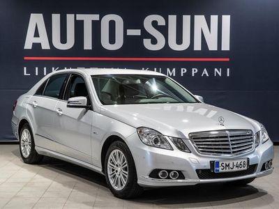 käytetty Mercedes E200 ECGi Elegance #Automaatti #Lämpöpaketti #Nahkat