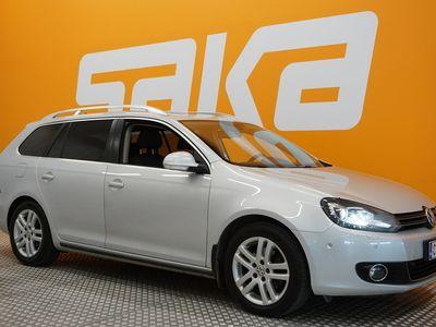 käytetty VW Golf Variant Highline 1,4 TSI 90 kW (122 hv) DSG-automaatti ** Suomi-auto / Panorama / Xenon-valot / Park