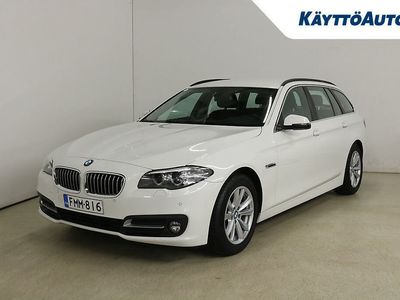 käytetty BMW 518 518 F11 TOURING D A BUSINESS EXCLUSIVE PRO EDITION